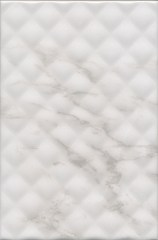 Керамическая плитка «Керама Марацци Брера» структура белая, 20×30 (8328)
