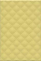 Керамическая плитка «Керама Марацци Брера» структура жёлтая, 20×30 (8330)