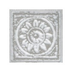 Декор-вставка к напольной плитке «Керама Марацци Брера», 4.7×4.7 (AD\A580\SG1596)