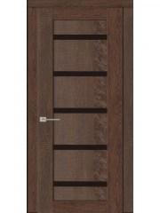 Межкомнатная дверь «Airon», Агата-04 коньячный дуб