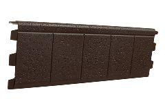 откос универсальный «Альта-Профиль», коричневый