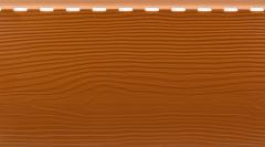 сайдинг вспененный «Альта Борд», светло-коричневый