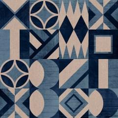 Декор к керамограниту «Керама Марацци Базальто» геометрия, 80×80 (DL841800R\D)