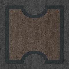 Декор к керамограниту «Керама Марацци Базальто», 80×80 (DL842100R\D)