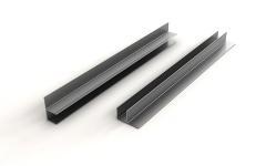 Алюминиевый F-профиль для декинга