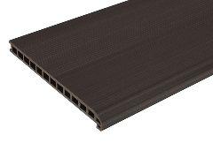 Ступень из ДКП «SaveWood Radix», тёмно-коричневая