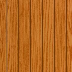 панель листовая «Eucatex», дуб Хэмптон, рейка 5см