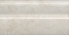 Плинтус «Керама Марацци Веласка» бежевый, 30×15 (FMA026R)