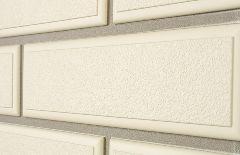 Фасадная панель «Альта-Профиль», венецианский камень белый