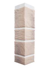 Угол фасадной панели «Альта-Профиль», камень пражский 01