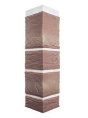 Угол фасадной панели «Альта-Профиль», камень пражский 03