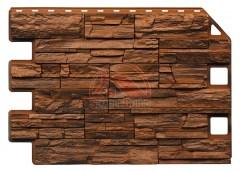 фасадная панель «Royal Stone», скалистый камень Калгари