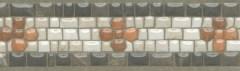 Бордюр к плитке «Керама Марацци Стемма», 20×3.6 (HGD\A436\5009)