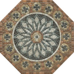Декор к напольной плитке «Керама Марацци Стемма», 24×24 (HGD\A438\SG2440)
