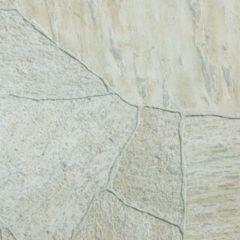 Панель листовая, 3D фотопечать, камень белый