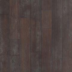 Панель листовая фактурная «Quick Wall», старая доска тёмная
