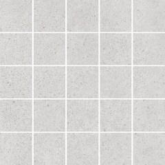 Декор к плитке «Керама Марацци Безана» серый светлый мозаичный, 25×25 (MM12136)