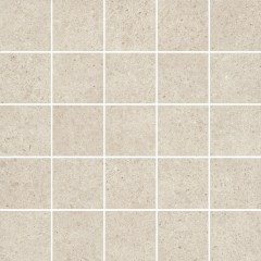 Декор к плитке «Керама Марацци Безана» бежевый мозаичный, 25×25 (MM12138)