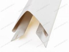 наружный угол «Ю-Пласт», белый