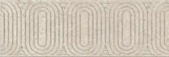 Бордюр к плитке «Керама Марацци Безана» бежевый, 25×5.5 (OP\C206\12138R)