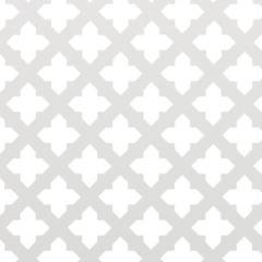 Панель «Presko» перфорированная, «Лотос» белая