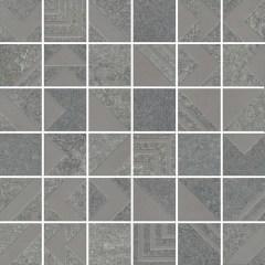 Декор к керамограниту «Керама Марацци Про Нордик» серый, 30×30 (SBM012\DD2042)
