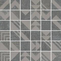 Декор к керамограниту «Керама Марацци Про Нордик» серый тёмный, 30×30 (SBM014\DD2040)