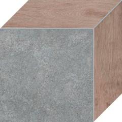 Керамогранит «Керама Марацци Пунто» серый микс, 30×30 (SG970300N)
