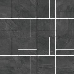 Декор к керамограниту «Керама Марацци Про Слейт» антрацит, 30×30 (T021\DD2039)