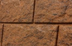 сайдинг виниловый «Ю-Пласт», коллекция «Стоун Хаус», камень жжёный