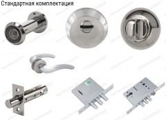 Стандартная комплектация дверей «Волкодав»