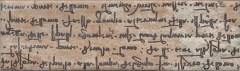 Декор к плитке «Керама Марацци Тезоро» коричневый, 8.5×28.5 (VT\A147\9035)